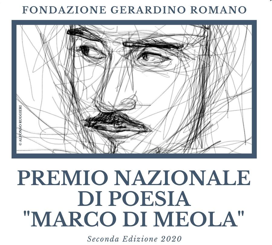 """Premio Nazionale di Poesie""""Marco di Meola"""" Seconda Edizione 2020"""