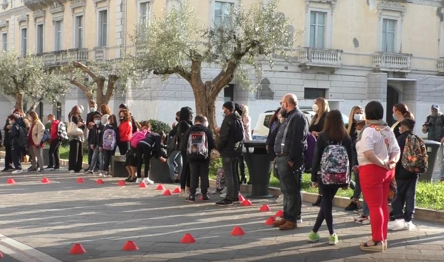 Messaggio del Presidente della Provincia di Benevento Antonio Di Maria per l'inizio dell'anno scolastico