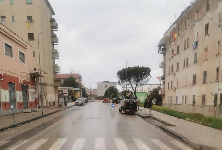 Emergenza Covid,Asia:al via stamane la sanificazione delle strade di Benevento