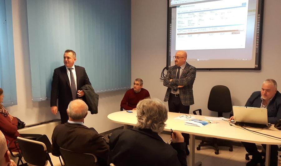 Mastrocinque nominato Presidente dell'Azienda ASEA.Capuano e Angrisani nel Cda