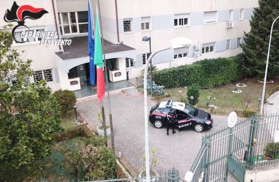 Carabinieri,Benevento: alro arresto per droga in città