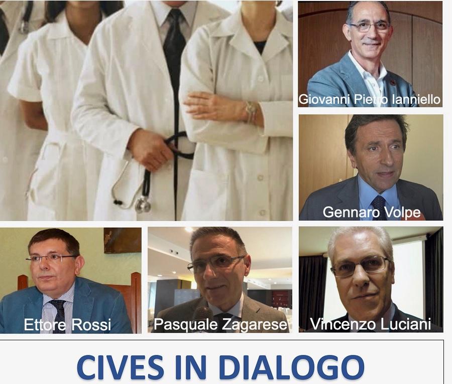 """""""Cives in dialogo"""" sulla medicina di territorio del dopo Covid"""