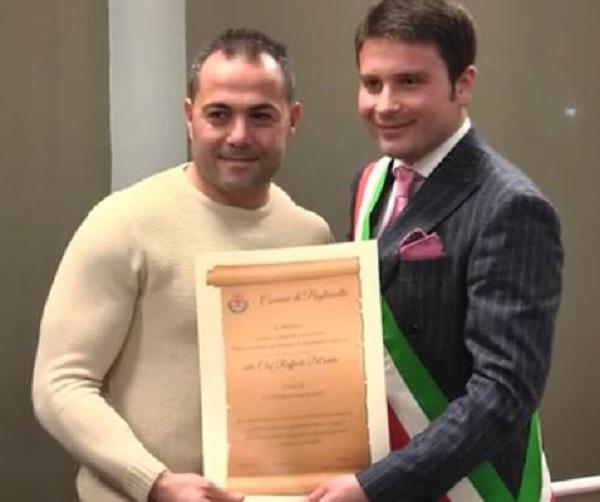 """Due Forchette Gambero Rosso al """"Foro dei Baroni"""",Rubano:Puglianello culla di grandi Chef"""