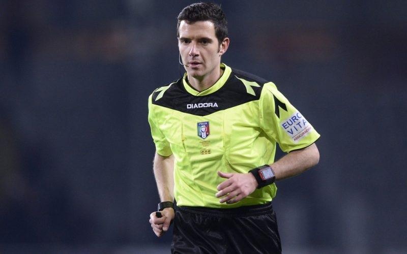 Fiorentina – Benevento affidata all'arbitro Davide Ghersini