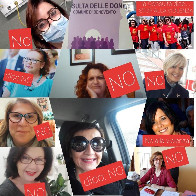 La Consulta delle Donne. La panchina rossa è un simbolo contro la violenza di genere