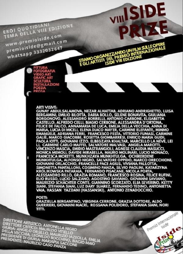 Il premio internazionale Iside VIII edizione diventa un film.