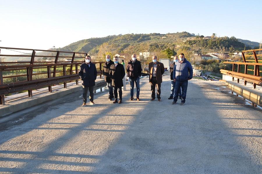 Il Ponte sull'Ufita sarà riaperto al traffico entro Dicembre 2020