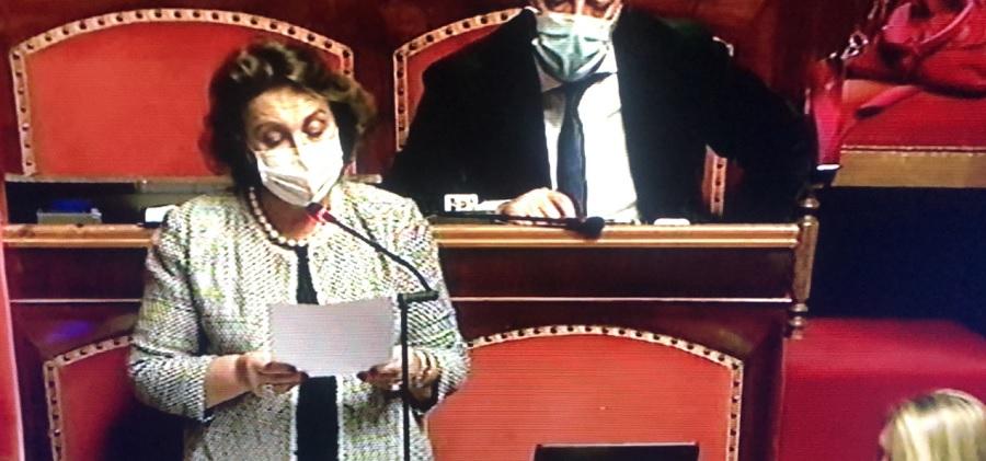 Dl Sostegni, Lonardo: presentato emendamento per salvaguardare province con meno contagi da zona rossa regionale