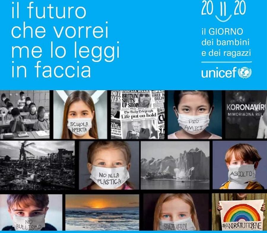 Il Comitato Unicef Benevento nuovamente in campo per sostenere l'importanza dei diritti dei più piccoli