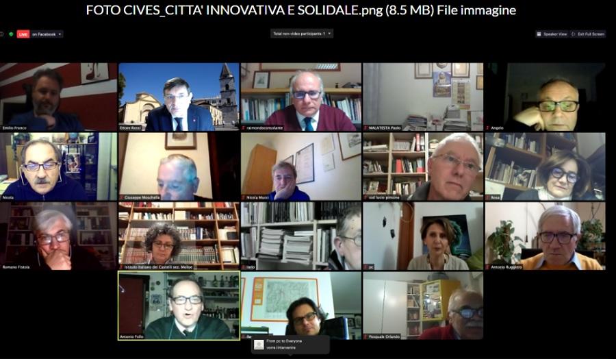 Cives: costruiamo una città giusta che abbatta i muri delle disuguaglianze