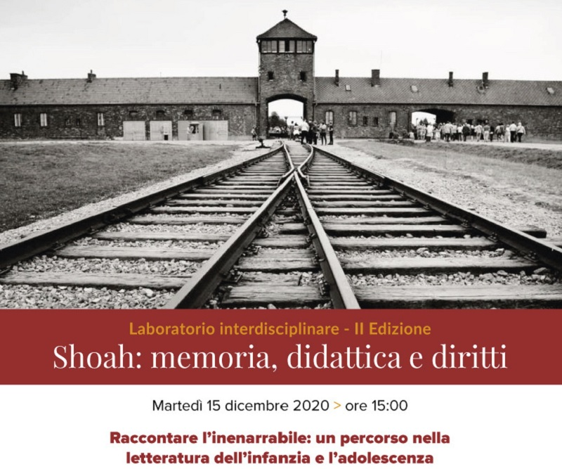 Shoah all'Unifortunato Laboratorio Interdisciplinare  II edizione
