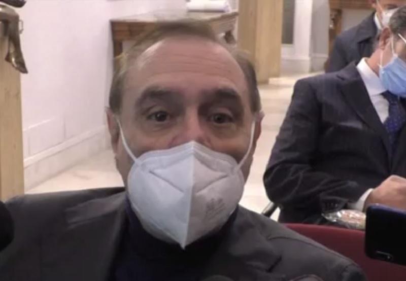 """Mastella:""""Così non va bene"""" La solidarietà del sindaco ai sanitari aggrediti al Fatebenefratelli."""