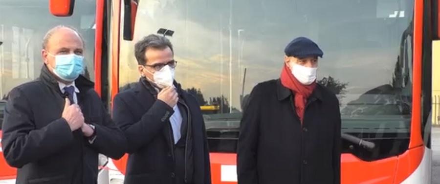 """Mastella e Ambrosone sul servizio bus-scuola: """"Pronti a poter offrire un servizio efficiente e attinente alle disposizioni"""""""