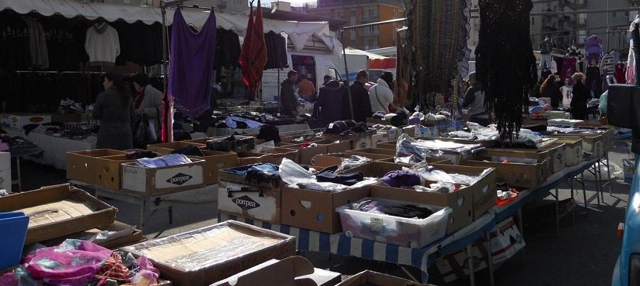 Autorizzata l'apertura dei mercati rionali del sabato e del lunedì fino al 4 Gennaio