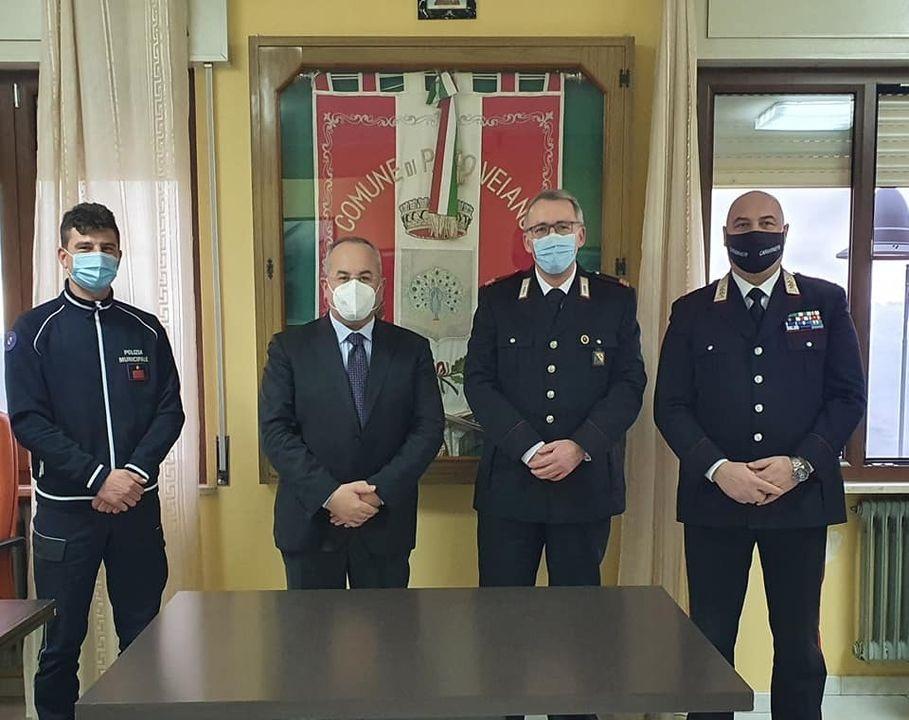 Pietrelcina-Pago Veiano. Stazione dei Carabinieri: arriva il nuovo Comandante il Maresciallo Maggiore Claudio Celani
