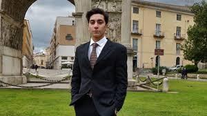 Eletto coordinatore delle consulte provinciali degli studenti campani, Iacopo Pacilio