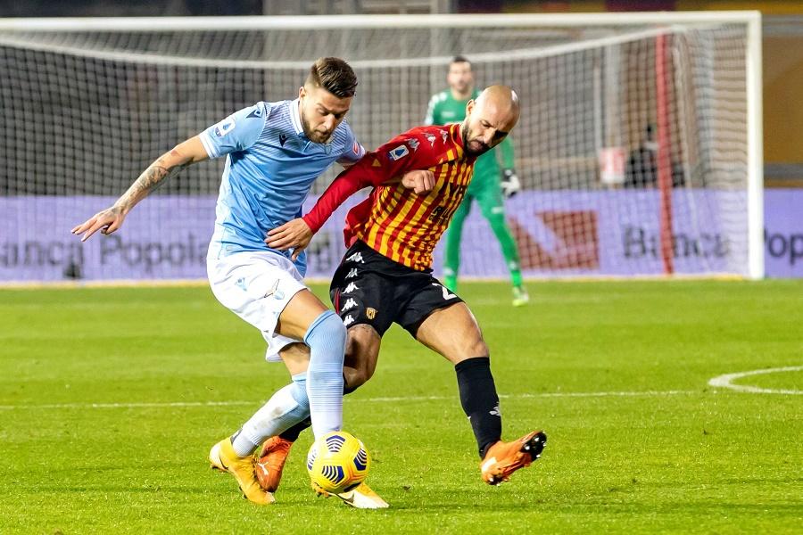 Benevento Calcio. Schiattarella positivo al Covid19