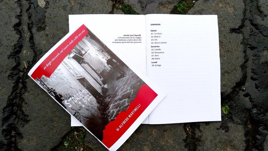 """Storie tra i basoli ultimo lavoro di Alfredo Martinelli. Da oggi """"Storie tra i basoli"""" è disponibile per essere scaricato gratuitamente"""