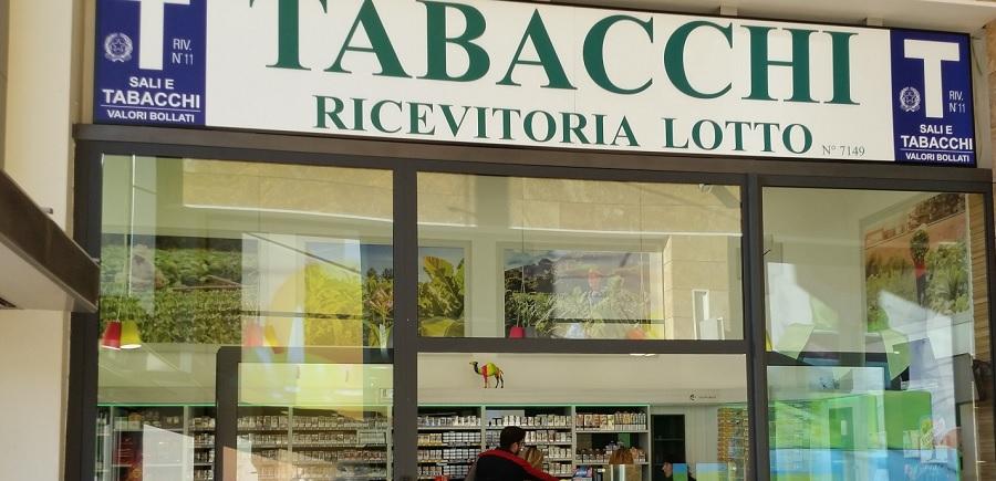 Benevento. A breve i certificati anagrafici si potranno richiedere in tabaccheria