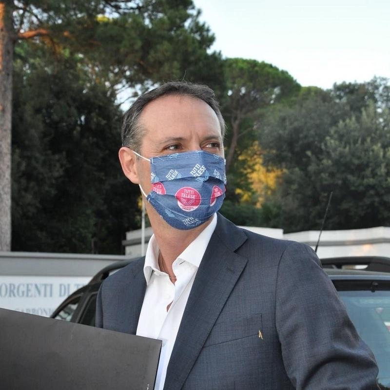 Telese Terme. Intervista al viceSindaco Fuschini su Servizi di videosorveglianza e controllo contro l'abbandono dei rifiuti