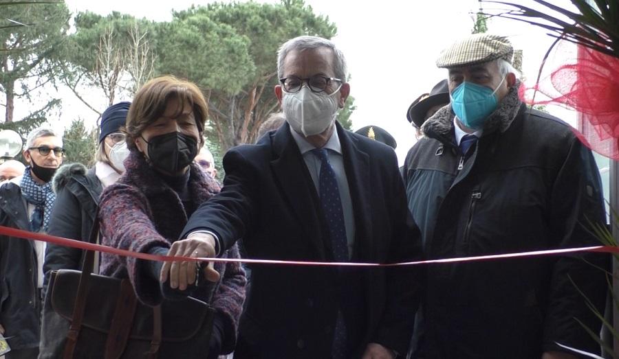 """San Pio. Inaugurata la nuova Area di Medicina Legale. Policastro : """"Per noi era un problema serio"""""""