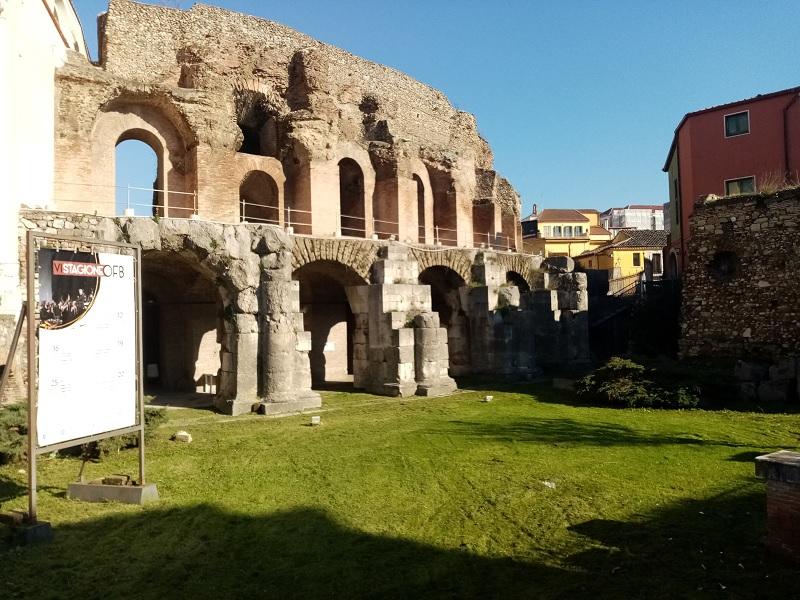 Riapre l'area archeologica del Teatro Romano di Benevento