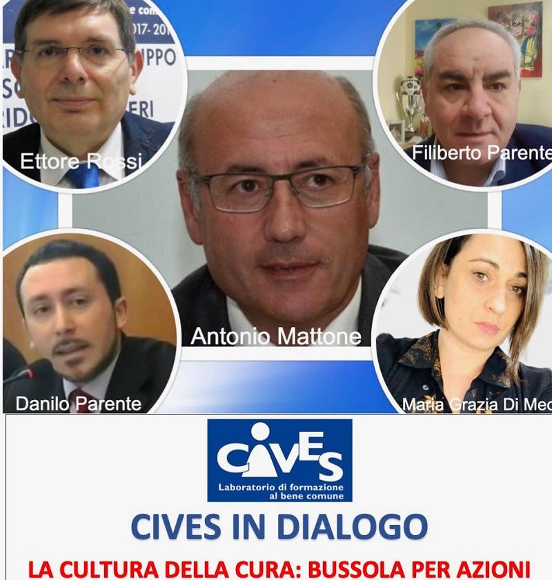 CIVES in dialogo con Antonio Mattone della Comunità di S. Egidio su azioni e politiche verso i più deboli