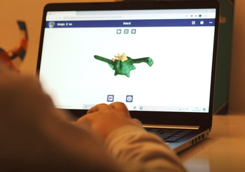 Azienda Di Benevento realizza un laboratorio 3D per i bambini