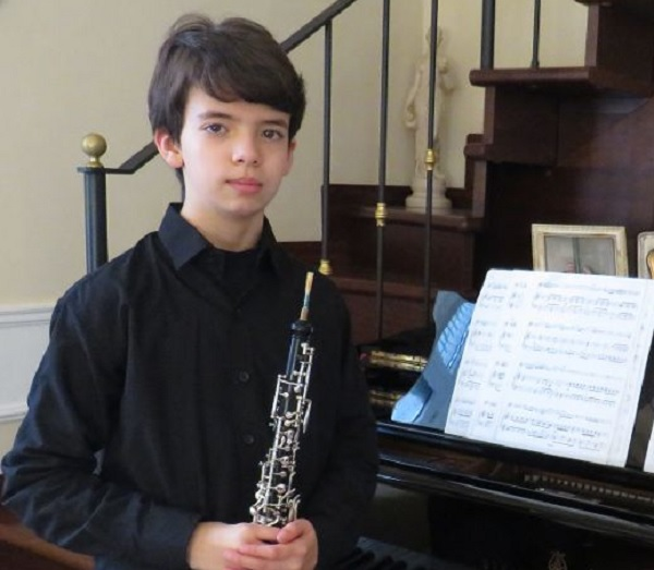 Consenso internazionale e primi premi per il giovane oboista Salvatore Ruggiero