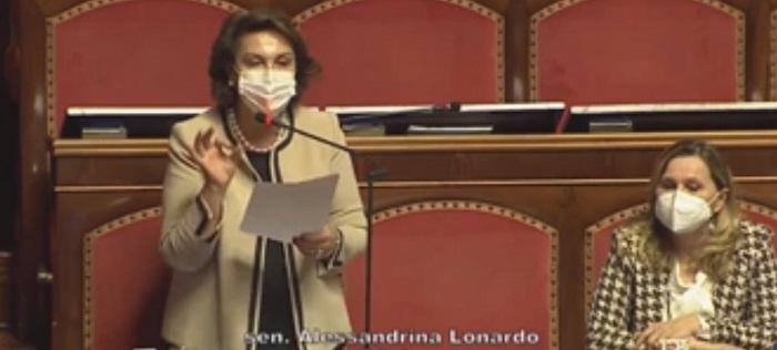 Enti locali: la Sen. LONARDO interroga il Ministro Franco