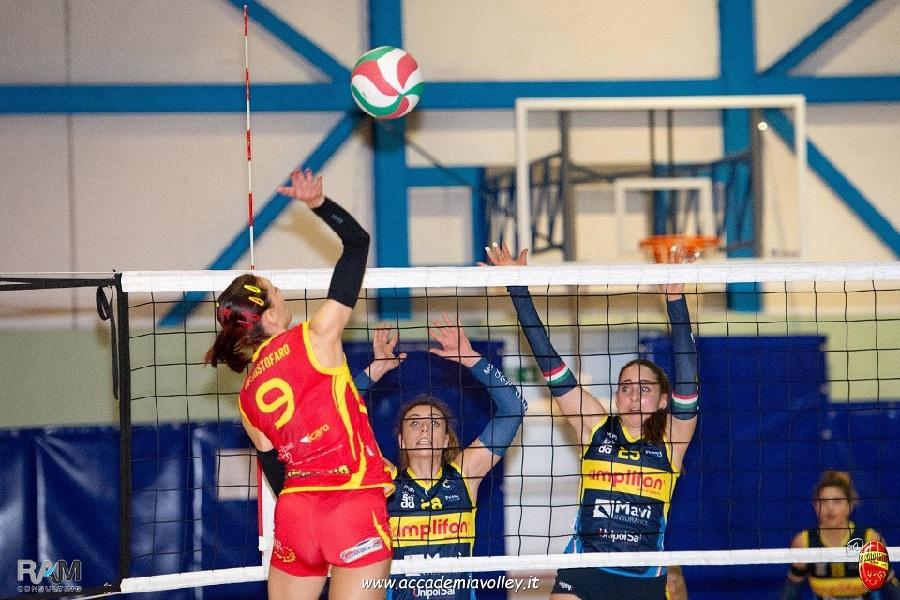 Accdemia Volley. Esordio rinviato, salta la prima giornata