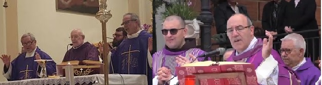 Pietrelcina. Cittadinanza onoraria all'arcivescovo Accrocca, al vescovo Piazza e al frate cappuccino fr. Francesco Pio  Pazienza
