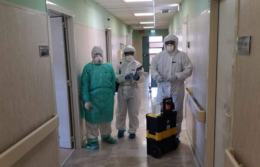 Nel 2020 Arpac ha ispezionato 68 siti per ricerca legionella, attività strategica durante pandemia