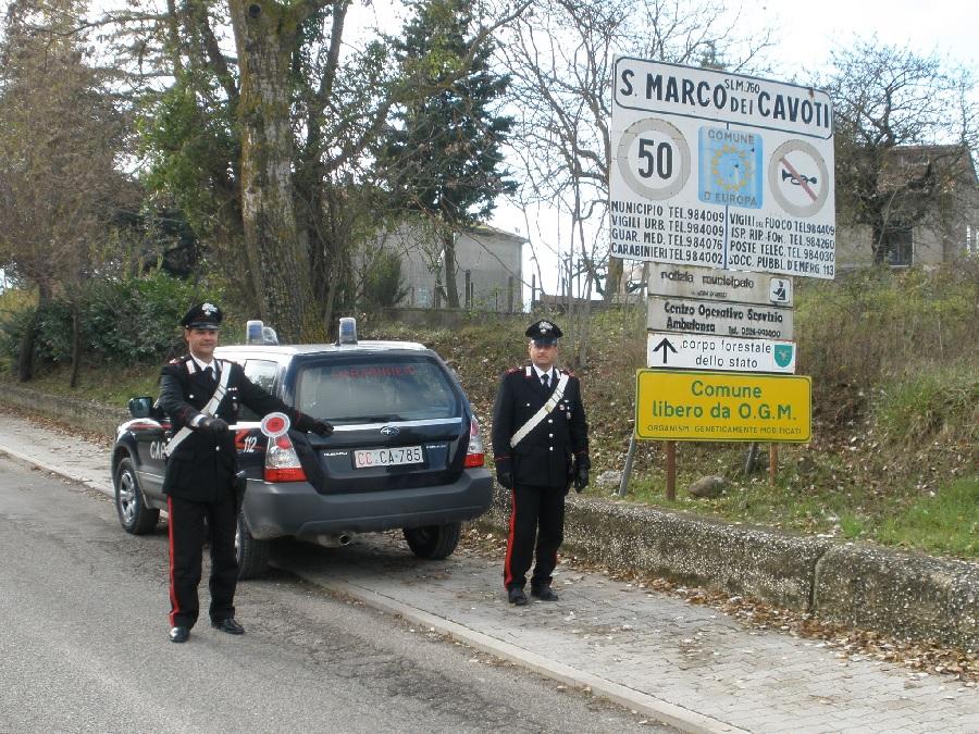 San Marco dei Cavoti. Carabinieri denunciano operaio che investi un 53enne e non si fermò per soccorso