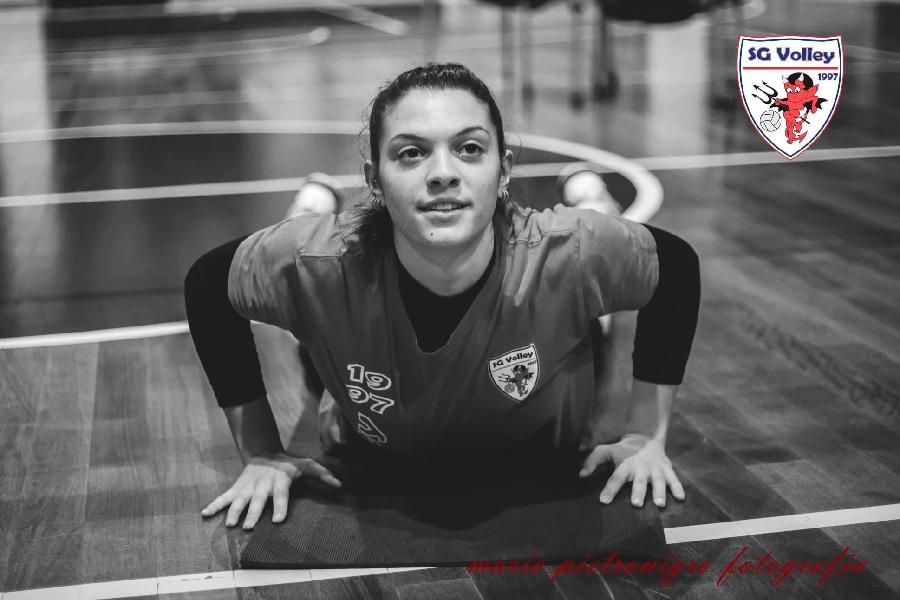 DP Noleggi SG Volley, pronti per l'esordio ufficiale.