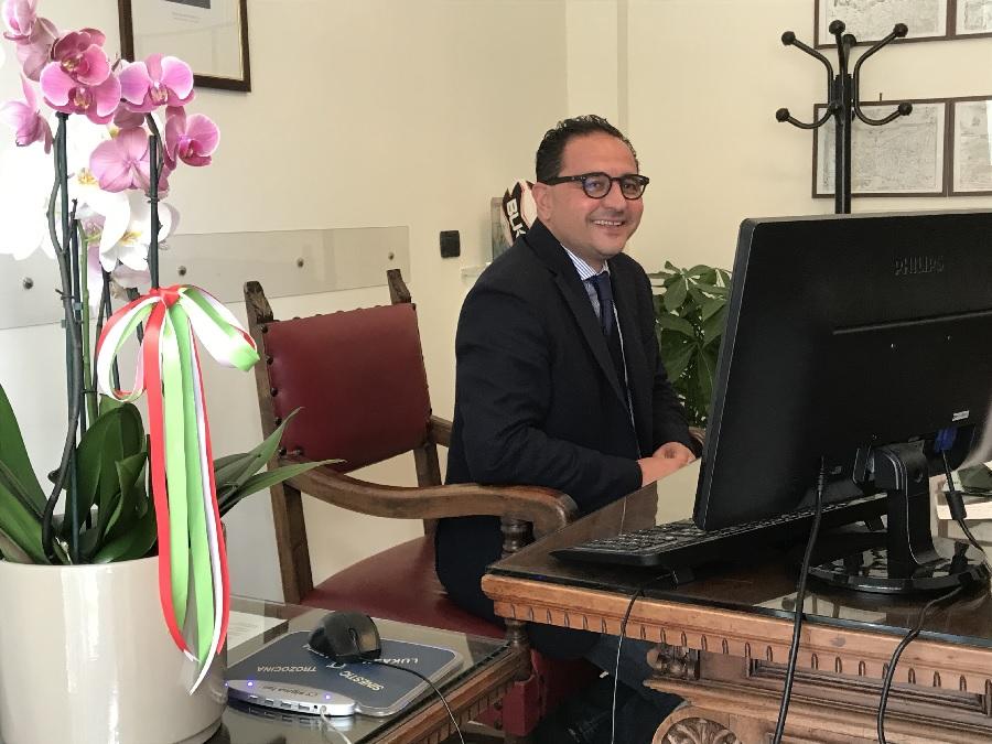 """Caporaso, sindaco di Telese su Covid alla Malgieri : """"L'attenzione da parte nostra è altissima"""""""