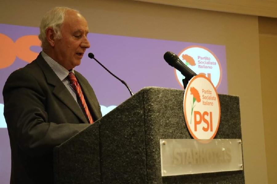 """Elezioni: Moccia (PSI), """"A Benevento costruire un'area ampia in vista delle amministrative"""""""