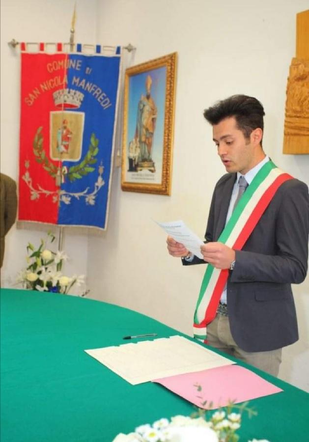 Forza Italia, Politano  segretario cittadino di San Nicola Manfredi