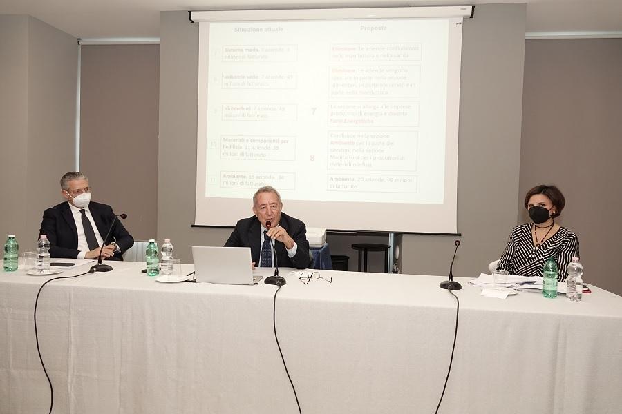 Confindustria: designata la squadra di Presidenza che affiancherà Oreste Vigorito