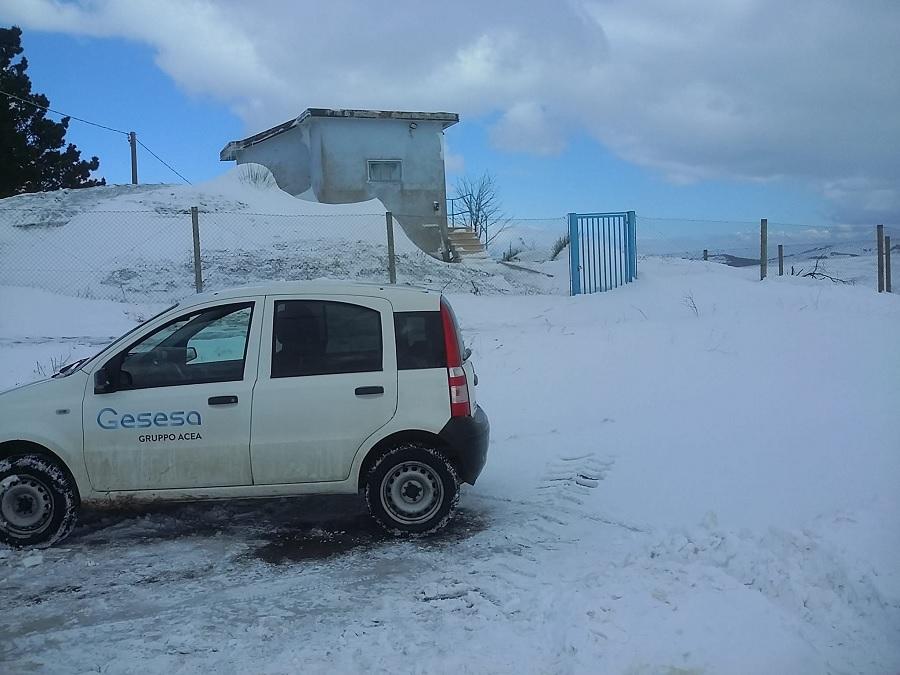 A San Bartolomeo in Galdo oggi irregolarità nell'erogazione del servizio idrico a causa di un guasto