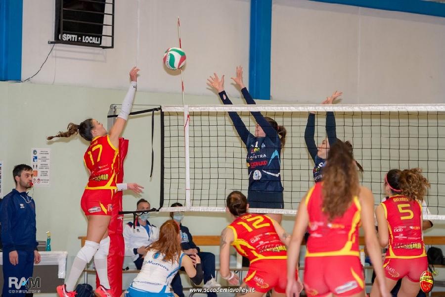 Rush finale di SecondaFase perl'Accademia Volley si comincia con l'Oplonti