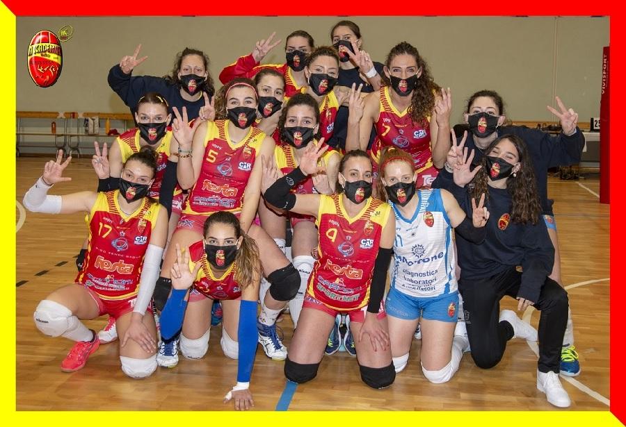 L'Accademia parte subito forte in campionato, 3-1 al Villaricca