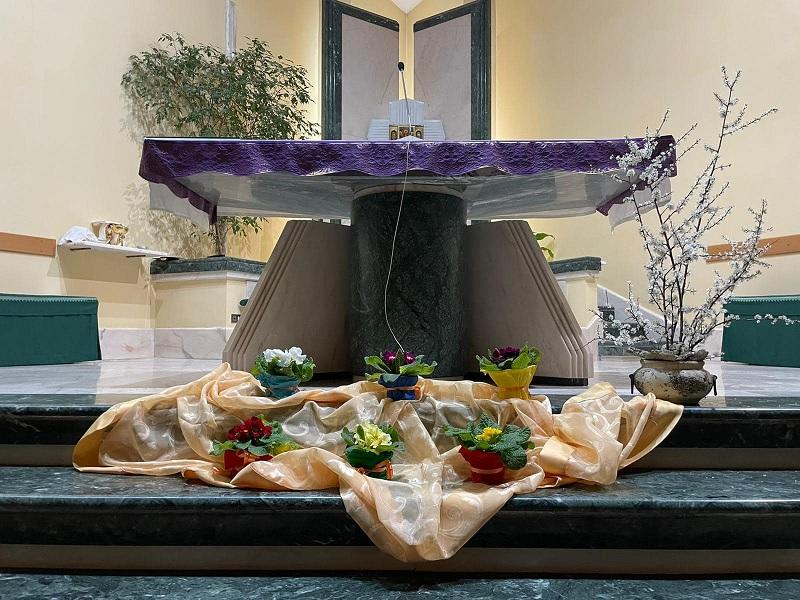 Quaresima e Settimana Santa animate dalle tante iniziative delle Ac delle comunità parrocchiali.