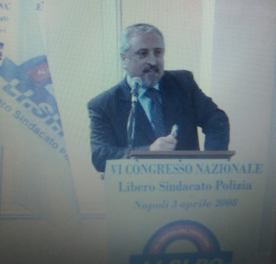 Il sannita Achille Botticella si rimette nuovamente in gioco nel li.si.po.con la carica di Segretario Nazionale Aggiunto