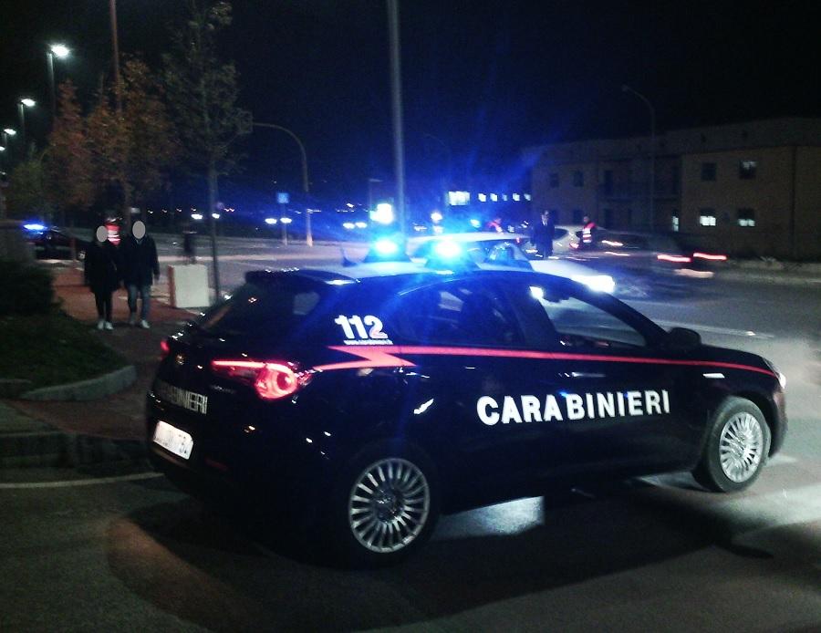 Benevento,Furti Sventati Grazie alle Segnalazioni dei Cittadini. Rinvenute due auto usate dai Ladri