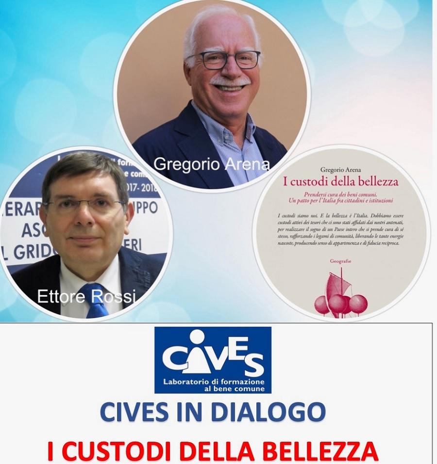 Cives in dialogo con Gregorio Arena sull'amministrazione condivisa tra cittadini e istituzioni