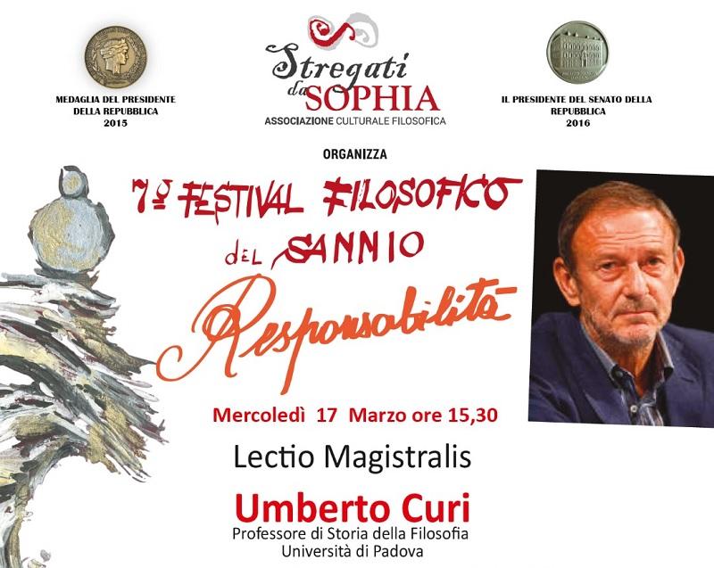 Stregati da Sophia: il 17 e 18 Marzo gli appuntamenti del 7° Festival Filosofico del Sannio