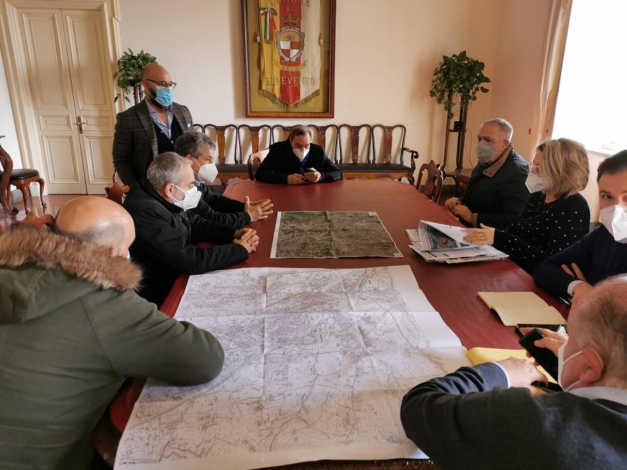 Ipotesi di realizzazione del depuratore nei pressi della nuova stazione di Vitulano registra  parere favorevole di associazioni ambientaliste della Sovrintendenza e dell'Autorità di Bacino