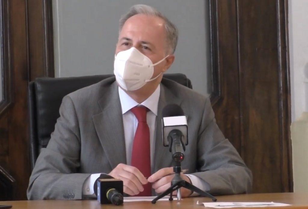 Emergenza Epidemiologica stamane riunione in Prefettura: intensificati i controlli delle forze dell'ordine