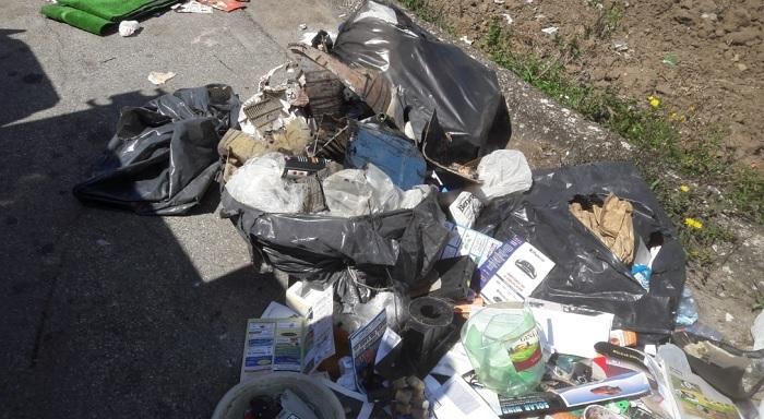 Sversamenti illeciti di rifiuti.Asia in corso azioni per proteggere gli Ecopunti con videosorveglianza